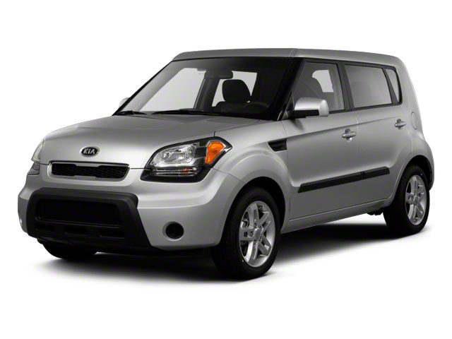2011 Kia Soul Prices and Values Wagon 4D