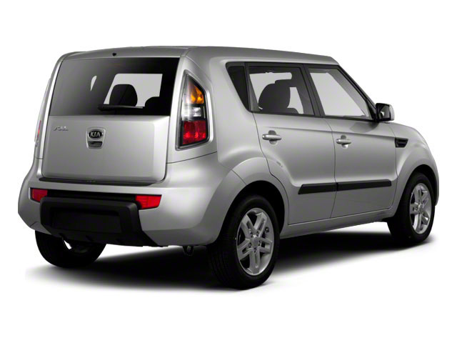 2011 Kia Soul Prices and Values Wagon 4D side rear view