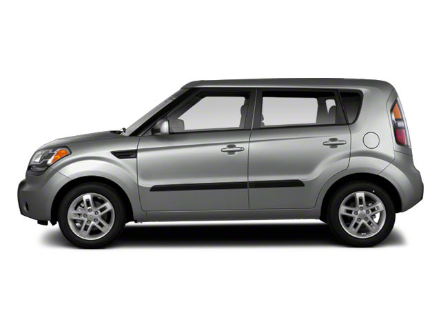 2011 Kia Soul Prices and Values Wagon 4D side view