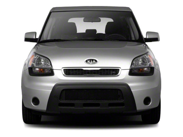 2011 Kia Soul Prices and Values Wagon 4D front view
