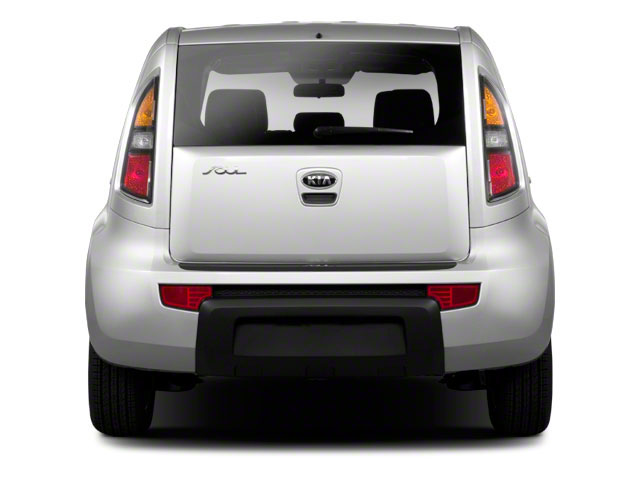 2011 Kia Soul Prices and Values Wagon 4D rear view