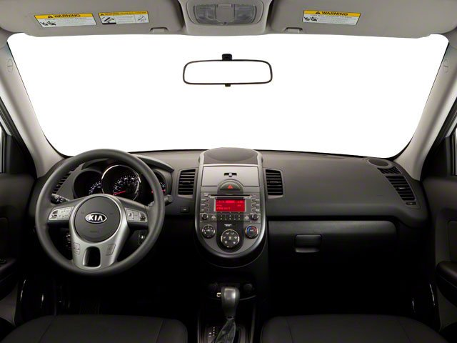 2011 Kia Soul Prices and Values Wagon 4D full dashboard