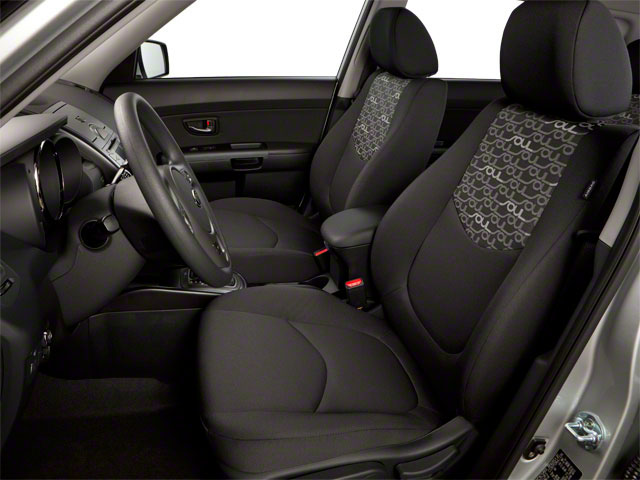 2011 Kia Soul Prices and Values Wagon 4D front seat interior