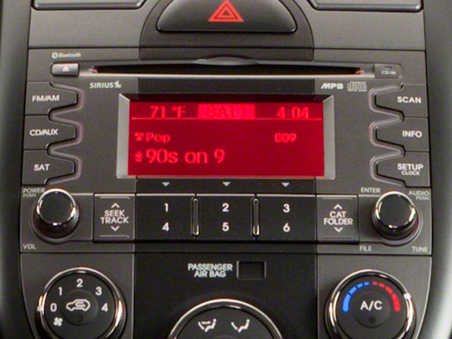 2011 Kia Soul Prices and Values Wagon 4D stereo system