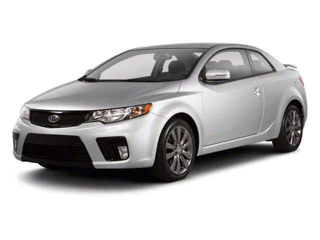 2011 Kia Forte Koup Prices and Values Coupe 2D SX