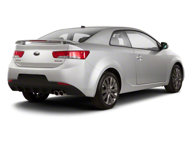 2011 Kia Forte Koup Prices and Values Coupe 2D SX side rear view