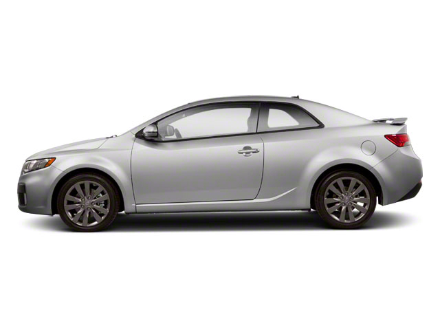 2011 Kia Forte Koup Prices and Values Coupe 2D SX side view