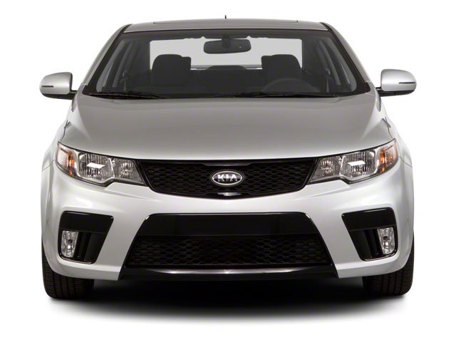 2011 Kia Forte Koup Prices and Values Coupe 2D SX front view