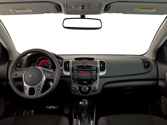 2011 Kia Forte Koup Prices and Values Coupe 2D SX full dashboard