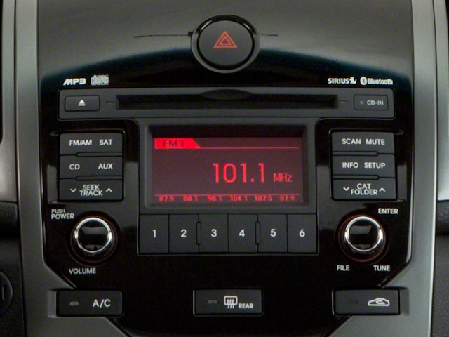 2011 Kia Forte Koup Prices and Values Coupe 2D SX stereo system