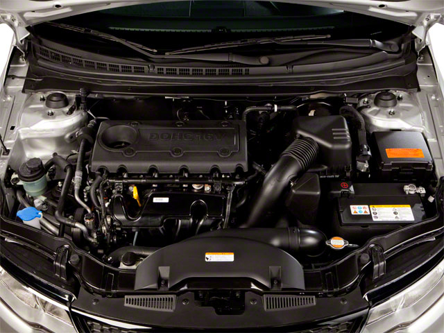 2011 Kia Forte Koup Prices and Values Coupe 2D SX engine