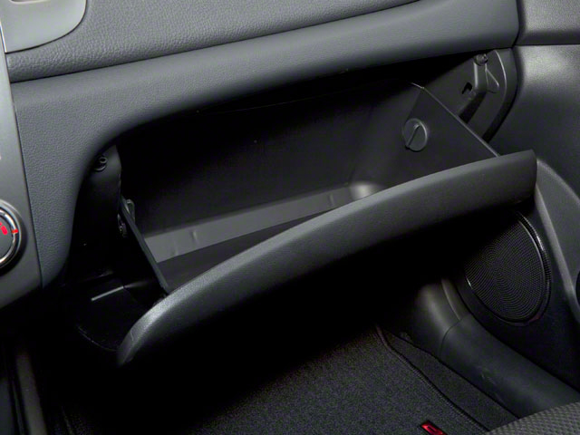 2011 Kia Forte Koup Prices and Values Coupe 2D SX glove box