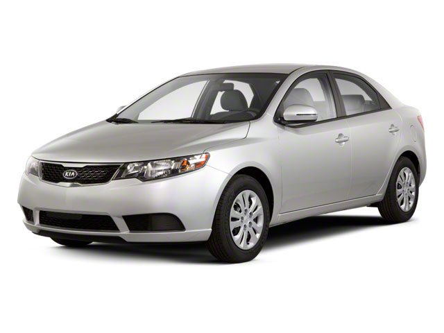 2011 Kia Forte Prices and Values Sedan 4D LX side front view