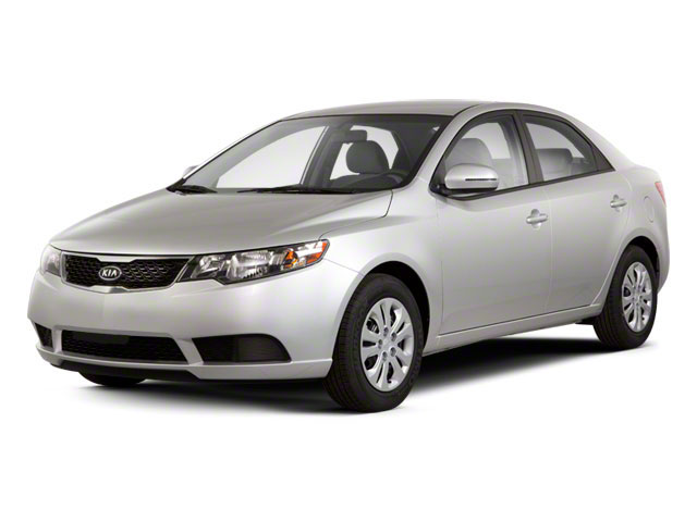 2011 Kia Forte Prices and Values Sedan 4D LX
