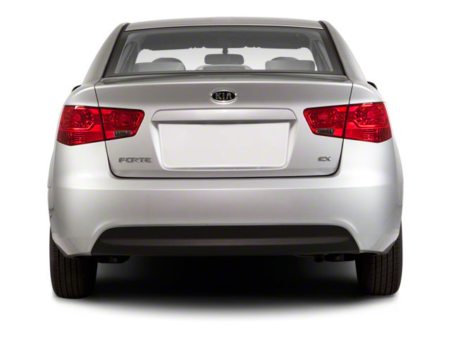 2011 Kia Forte Pictures Forte Sedan 4D SX photos rear view