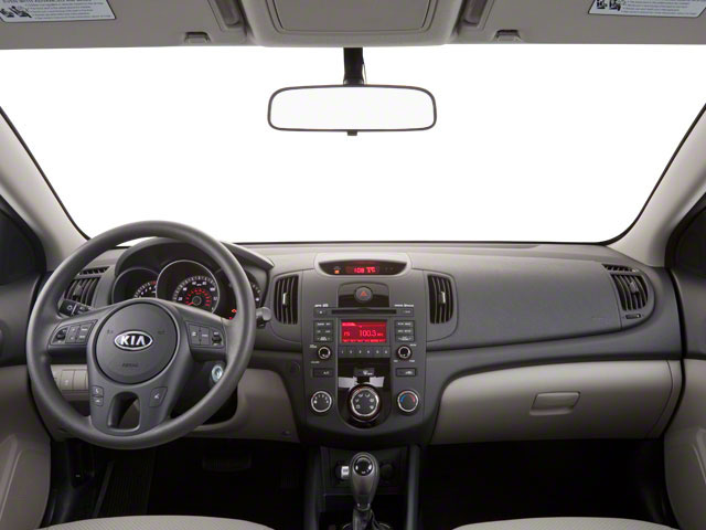 2011 Kia Forte Pictures Forte Sedan 4D SX photos full dashboard