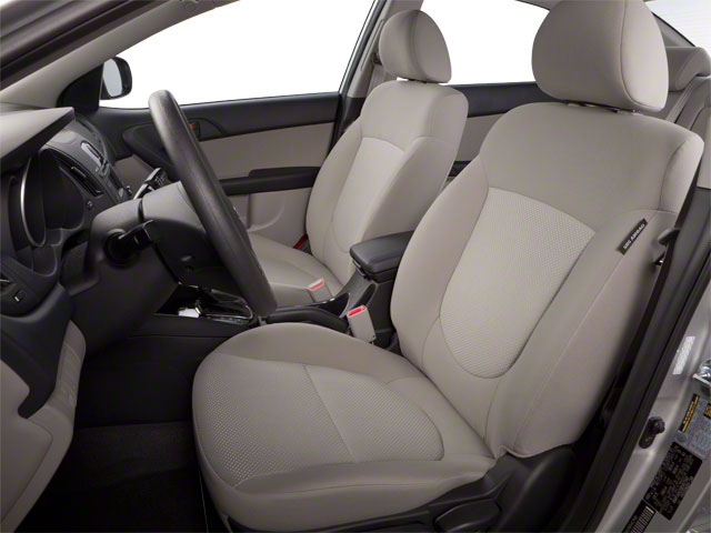 2011 Kia Forte Pictures Forte Sedan 4D SX photos front seat interior