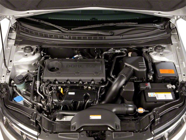 2011 Kia Forte Prices and Values Sedan 4D LX engine
