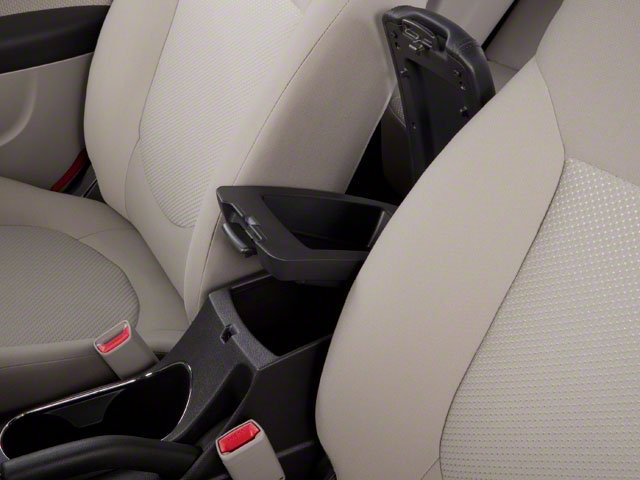 2011 Kia Forte Pictures Forte Sedan 4D SX photos center storage console