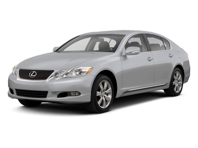 2011 Lexus GS 350 Prices and Values Sedan 4D GS350 side front view