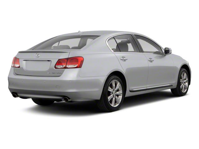 2011 Lexus GS 350 Prices and Values Sedan 4D GS350 side rear view