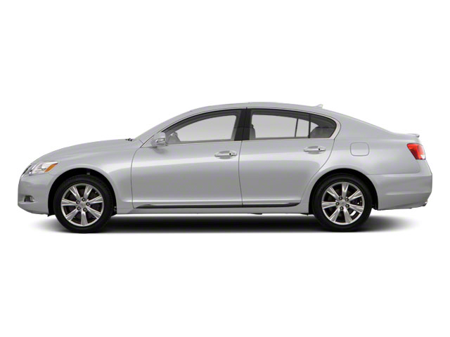 2011 Lexus GS 350 Prices and Values Sedan 4D GS350 side view