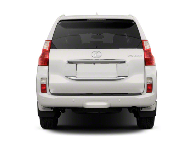 2011 Lexus GX 460 Prices and Values Utility 4D Premium 4WD rear view
