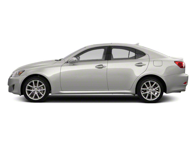 2011 Lexus IS 250 Prices and Values Sedan 4D IS250 side view