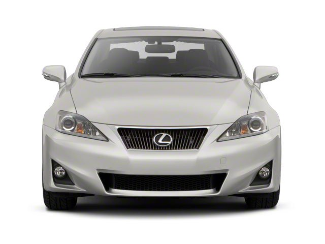 2011 Lexus IS 250 Pictures IS 250 Sedan 4D IS250 photos front view