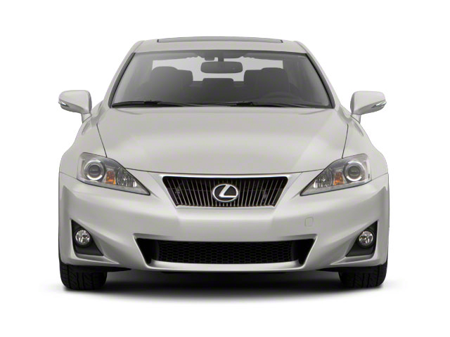 2011 Lexus IS 250 Prices and Values Sedan 4D IS250 front view