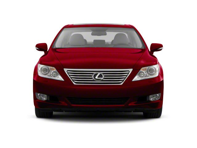 2011 Lexus LS 600h L Prices and Values Sedan 4D LS600hL AWD front view