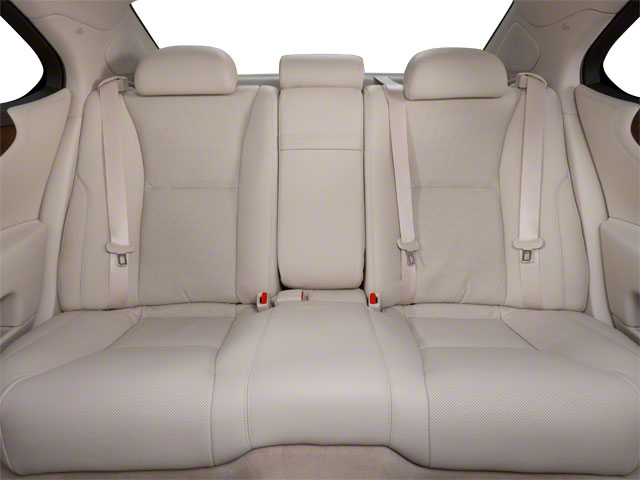 2011 Lexus LS 460 Pictures LS 460 Sedan 4D LS460L photos backseat interior