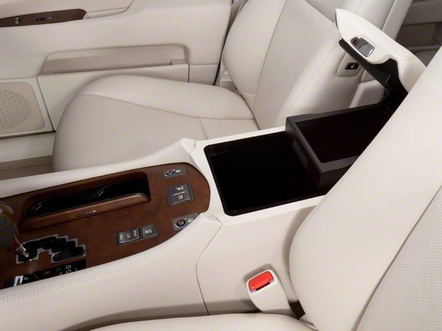 2011 Lexus LS 460 Pictures LS 460 Sedan 4D LS460L photos center storage console