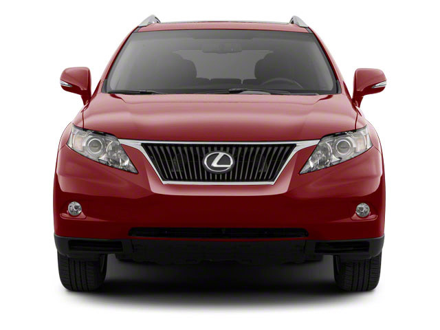 2011 Lexus RX 450h Prices and Values Utility 4D 2WD front view