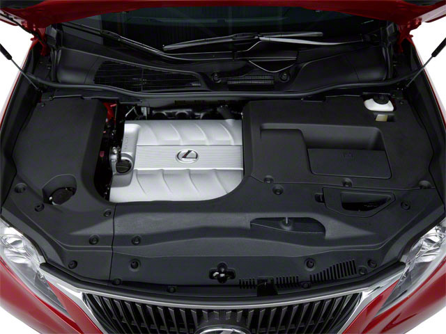 2011 Lexus RX 450h Prices and Values Utility 4D 2WD engine