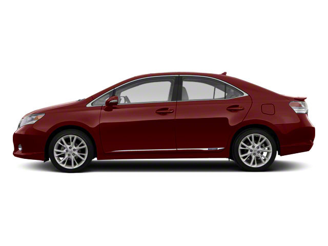 2011 Lexus HS 250h Prices and Values Sedan 4D HS250h side view