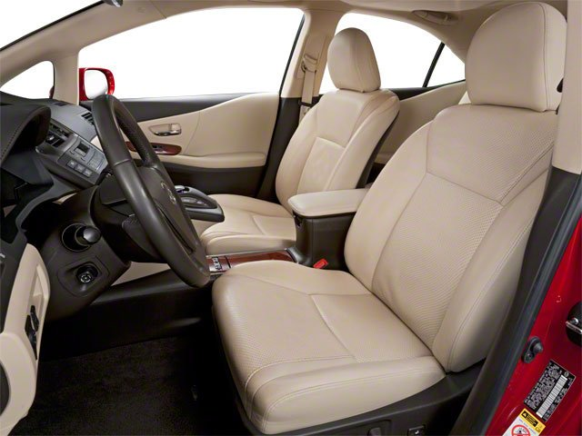 2011 Lexus HS 250h Prices and Values Sedan 4D HS250h front seat interior