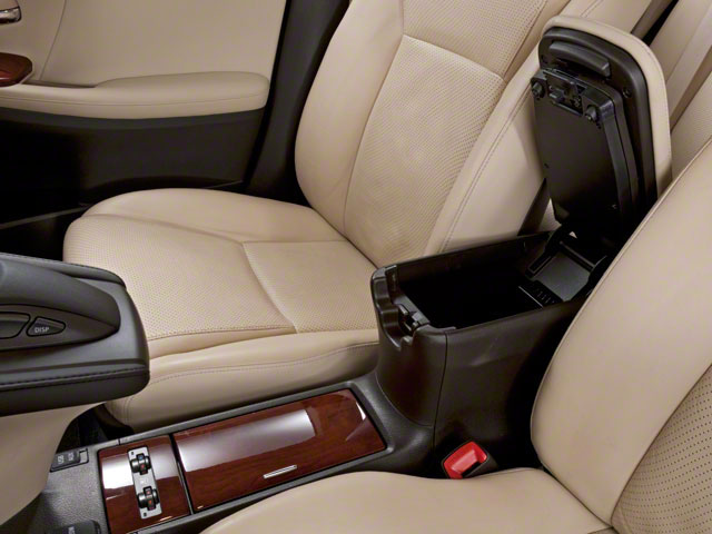 2011 Lexus HS 250h Prices and Values Sedan 4D HS250h center storage console