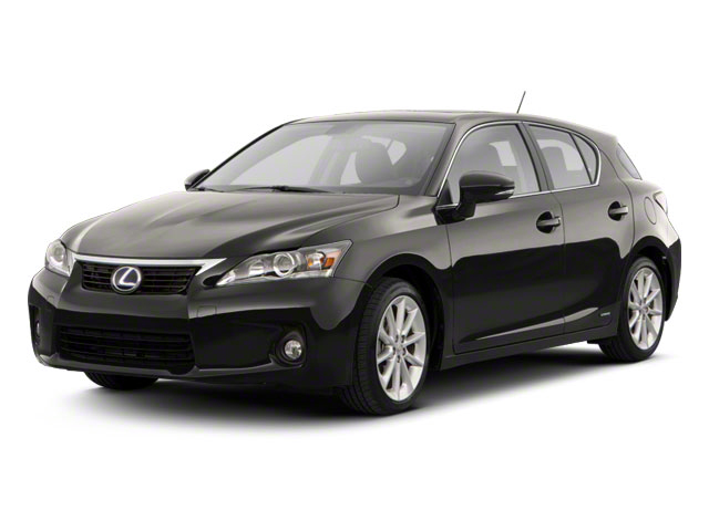 2011 Lexus CT 200h Prices and Values Hatchback 5D CT200h