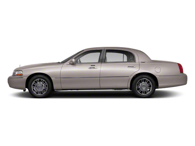 2011 Lincoln Town Car Sedan 4d Executive Prices Values Town Car