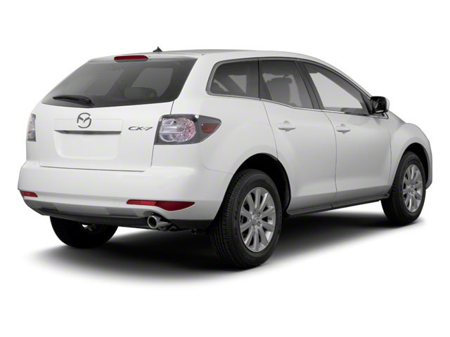 2011 Mazda CX-7 Prices and Values Utility 4D i Sport 2WD side rear view