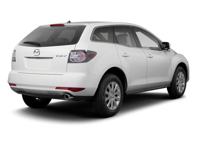 2011 Mazda CX-7 Pictures CX-7 Utility 4D s GT photos side rear view
