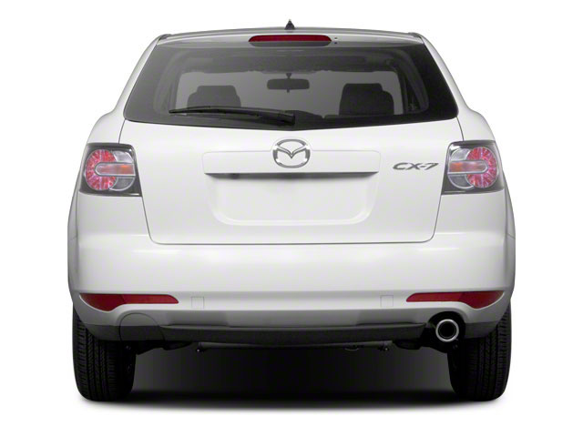 2011 Mazda CX-7 Prices and Values Utility 4D i SV rear view