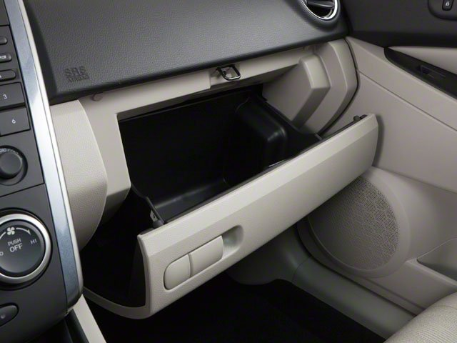 2011 Mazda CX-7 Prices and Values Utility 4D i Sport 2WD glove box