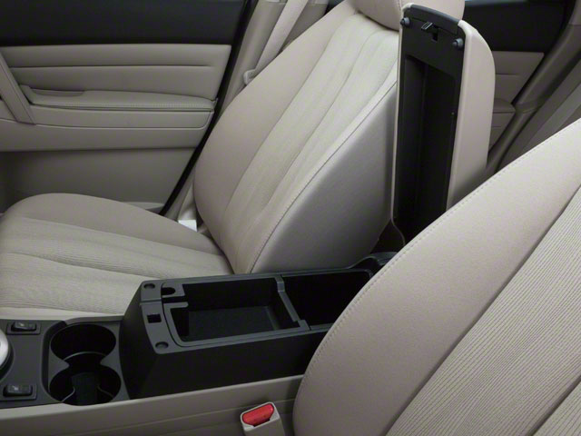 2011 Mazda CX-7 Prices and Values Utility 4D i SV center storage console