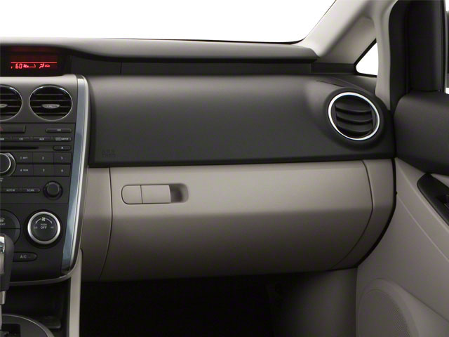 2011 Mazda CX-7 Prices and Values Utility 4D i SV passenger's dashboard