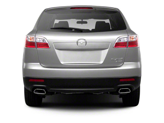 2011 Mazda CX-9 Pictures CX-9 Utility 4D GT 2WD photos rear view