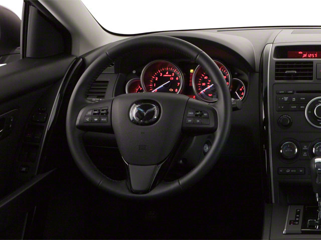2011 Mazda CX-9 Prices and Values Utility 4D Sport 2WD driver's dashboard