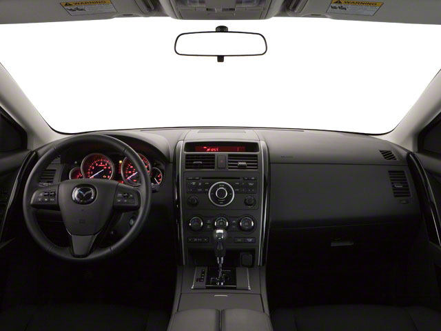2011 Mazda CX-9 Prices and Values Utility 4D Sport 2WD full dashboard