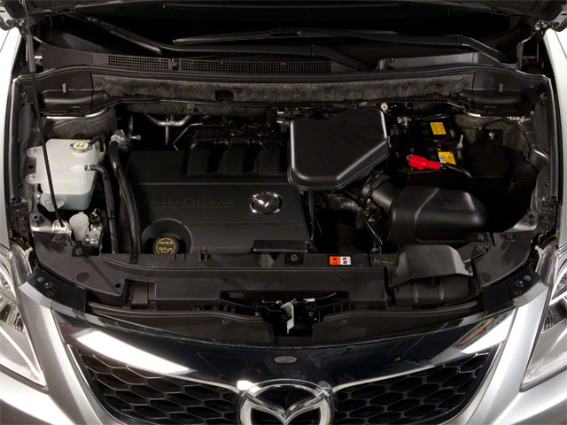 2011 Mazda CX-9 Pictures CX-9 Utility 4D GT 2WD photos engine